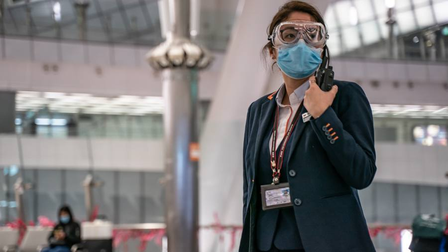 Coronavirus latest: Wuhan evacuation flight lands in UK